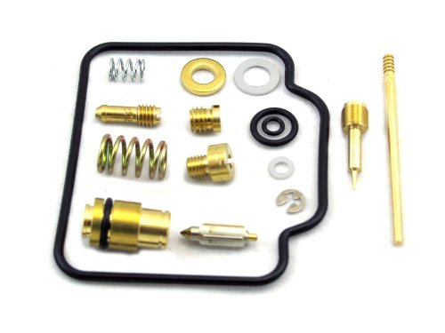 King Quad Atv (Freedom County ATV FC03209 Carburetor Rebuild Kit for Suzuki LTF4WDX King Quad)