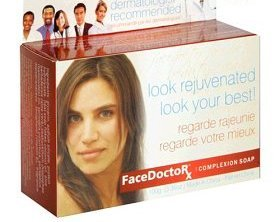 FaceDoctorX Complexion Soap, 100 g (3.35 oz) (Face Doctor)