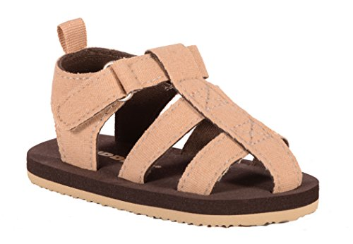 Picture of SKIDDERS Toddler Boys Soft Lightweight Sandals Style SK1096 (7)