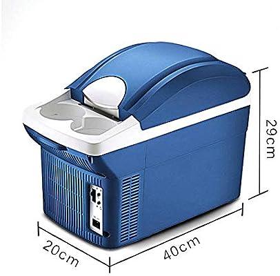 AIJICHE 8L Mini portátil con Aislamiento refrigerador, congelador ...