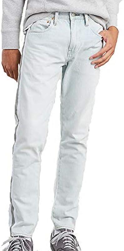 Levi ês ® 512 dżinsy męskie Slim Tapered Fit Denim Reflect Stone WARP - 32W / 32L: Odzież