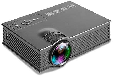 LH-proyector:UNIC UC40 LCD Proyector de Home Cinema LED Proyector ...