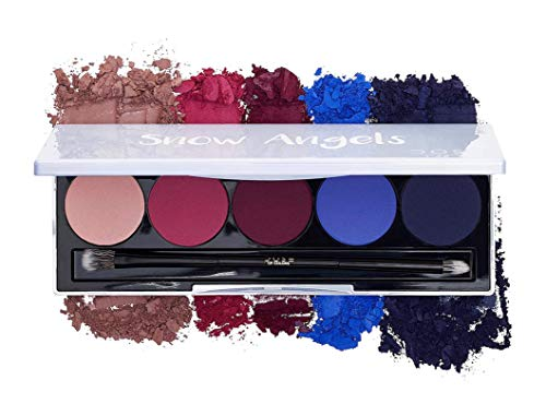 (Dose of Colors SNOW ANGELS 5 Pan Matte Eyeshadow Palette)