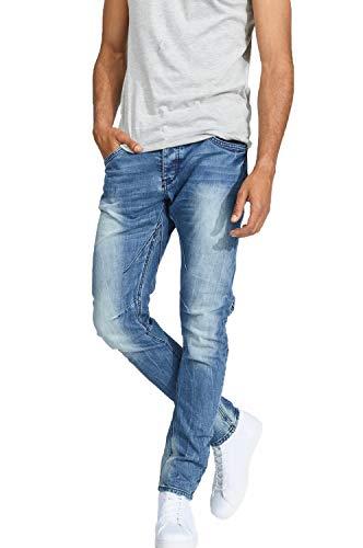 urban vintage color trueprodigy denim cool 6263105 vestir designer 1051 Stone Hombre ropa slim vaquero marca elastica Jeans rock azul moda fit Pantalon Casual retro Dark tejanos deportivo fashion U8xrUqBw