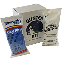 New Swimming Pool Winterizing Winter Closing Kit up to - 12,000 Gallons 7285950