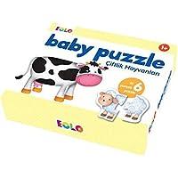 Baby Puzzle Çiftlik Hayvanları