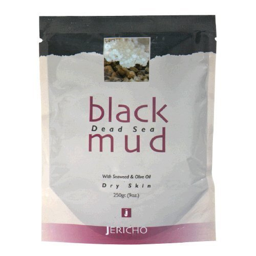 Dead Sea Black Mud Natural product image