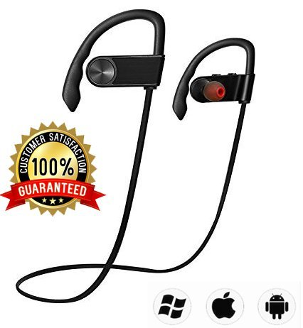 Sports Digital Music MP3 Player In-Ear Headphones (Black) - 7