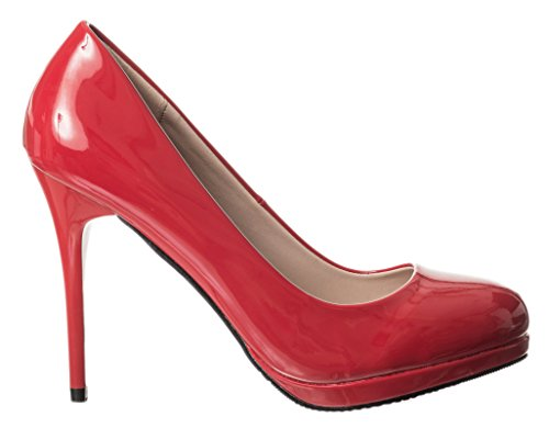 Dancing Days Manhattan Shoes Red OY0XO