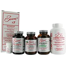Sonne's 7 Day Cleansing Kit