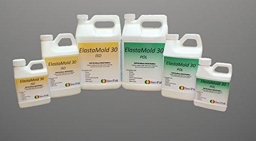 elast-a-mold-30-1-2-gallon-kit-soft-urethane-mold-rubber-1-gallon-total