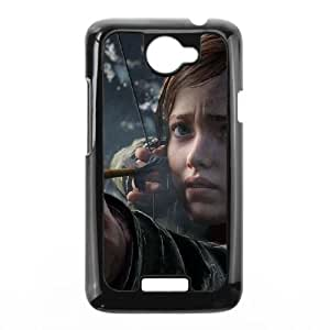 HTC One X Cell Phone Case Black The Last of Us Remastered ISU406311