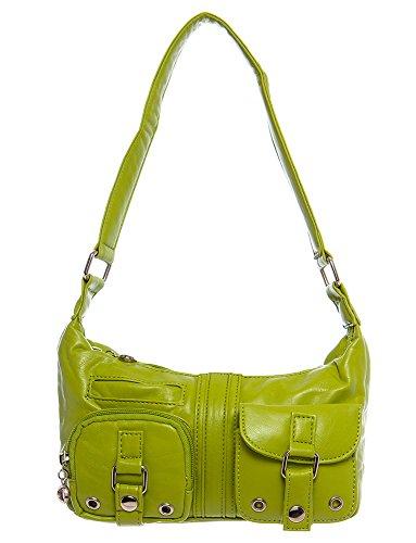 For Shoulder Hobo Handbags women Handbag Small by All Green handbag Functional IxR1qS8