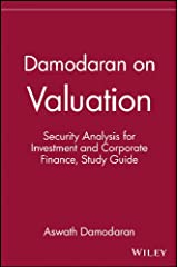 Damodaran on Valuation: Security Analysis for Investment and Corporate Finance Kindle Edition