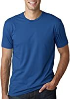 Next Level Mens Premium Fitted Short-Sleeve Crew (3600) -Turquoise -XS