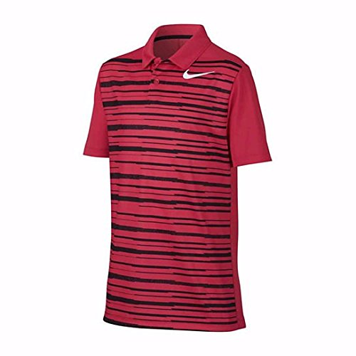 NIKE Boys Short Sleeve Golf Polo Shirt