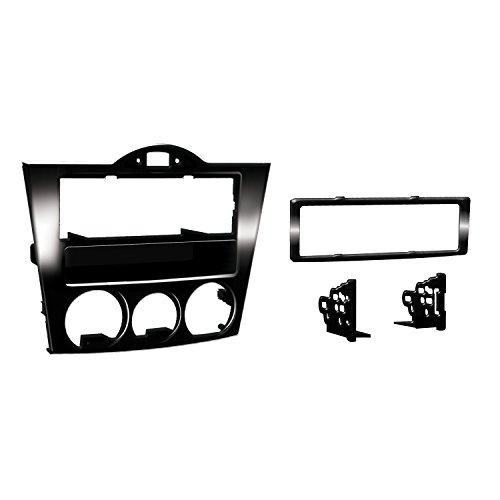 Metra 95-7510HG Double DIN Installation Dash Kit for 2004-2008 Mazda RX8 (Rx8 Dash Mazda)