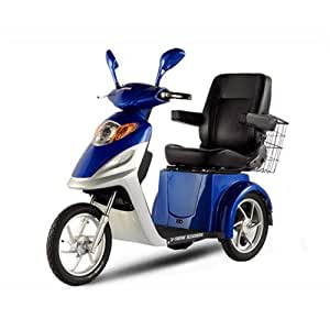 X-Treme Scooters Elite Electric Mobility Scooter (Blue)