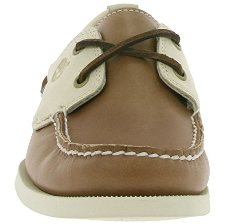 Timberland A13IC MenS Lace-Up Heritage CW Brown Boat Shoes UK 14.5 EU 50