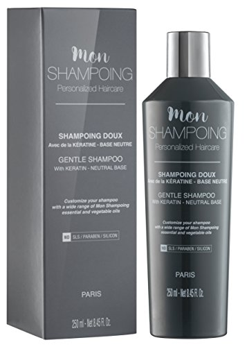 Mon Shampoing GENTLE SHAMPOO WITH KERATIN - NEUTRAL BASE – 250 ml Perfumed Daily Conditioner