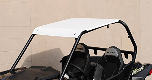 2015-2019 Polaris RZR 900/900S/1000S/XP1000/Turbo Aluminum Roof - White UTVGIANT