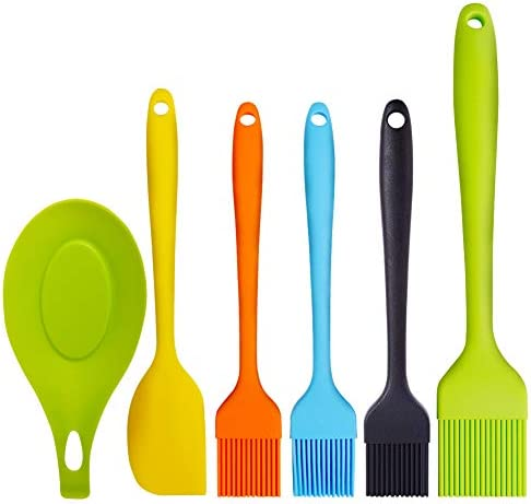 Topsome Silicone Resistant Barbeque Bristles