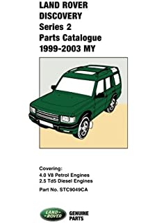 Land Rover Discovery Series 2 Workshop Manual 1999-2003 MY