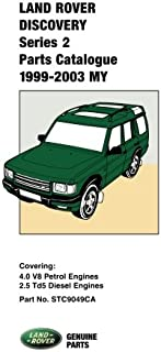 land rover discovery series 2 workshop manual 1999 2003 my land rh amazon com 1999 land rover discovery 2 owners manual 1999 land rover discovery repair manual