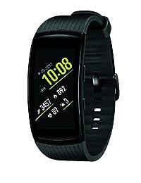 "Samsung Gear Fit2 Pro 1.5"" SAMOLED GPS (satélite) Negro reloj inteligente - Relojes inteligentes (3.81 cm (1.5""), SAMOLED, Pantalla táctil, GPS (satélite), 34 g, Negro)"