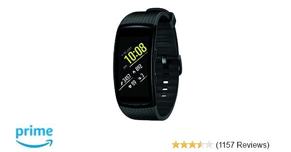Amazon.com  Samsung Gear Fit2 Pro Smart Fitness Band (Large) 68e458766