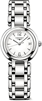 Longines Primaluna Stainless Steel Ladies Watch