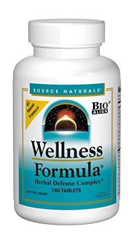 ness Formula Herbal Defense Complex Supplement, 180 Count (Complex Herbal Formula Supplement)