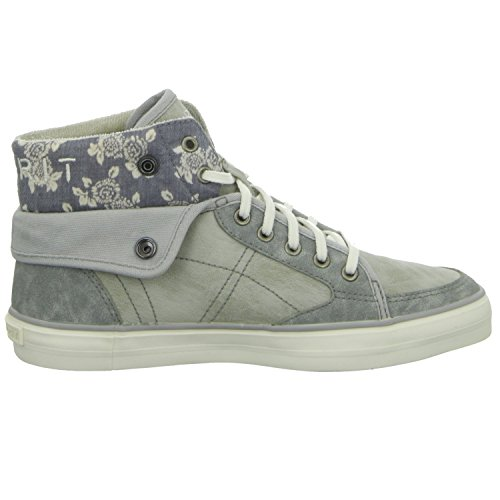 E040 Ankle nbsp;Cold Women's Food Grey Lace ESPRIT Up nbsp;W007 Sporty Grey Boots Base 016EK1 0Sq8A
