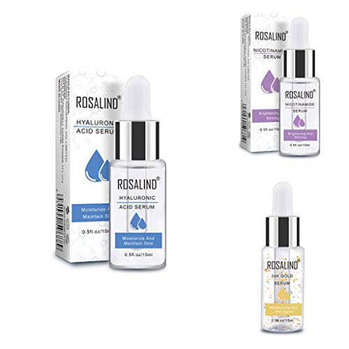 Euone  Valentine Clearance Sale , Firming Face Lift Vitamin Essence Hyaluronic Liquid Moisturizing Anti Wrinkle
