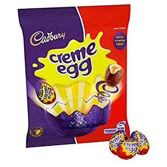 Best cadbury creme eggs mini bag list