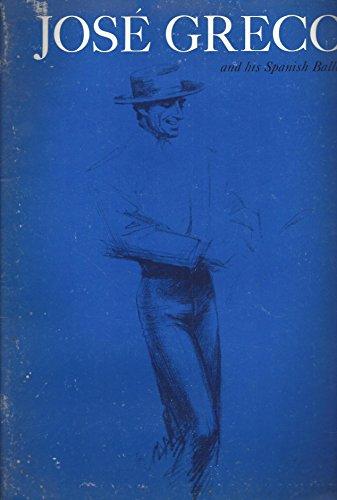 Jose Greco and His Spanish Ballet (1964 Souvenir Program_