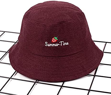 Corduroy Men and Women Fisherman Hat Spring and Summer Sun Protection Sunscreen