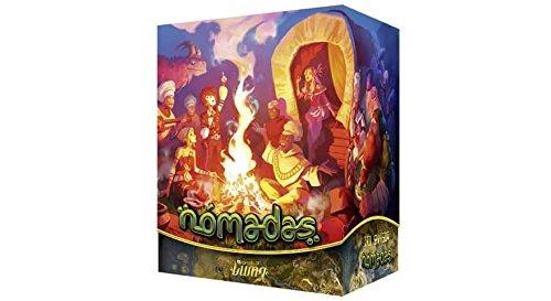 Asmodee – Board Game Nomadas (adeldno0001)