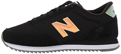 Woman 501 gold Black Sneaker Balance New T75aw
