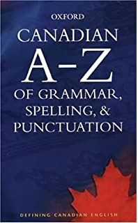Writing english the canadian handbook william e messenger jan de canadian a to z of grammar spelling and punctuation fandeluxe Images