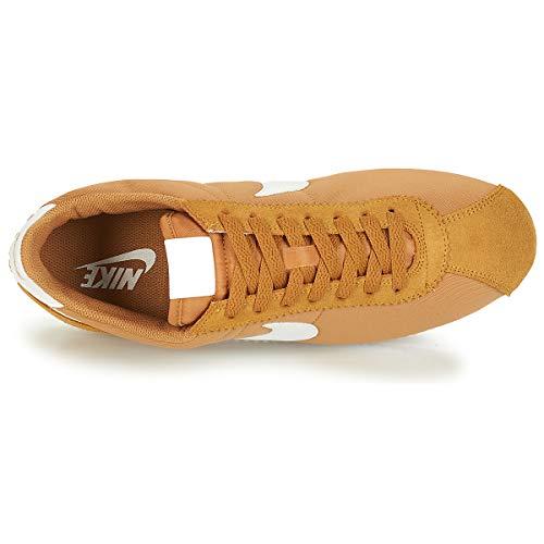 white Classic muted Nylon 001 Multicolore Alte Buty Uomo Cortez Sneaker Nike Bronze v4qU5wn