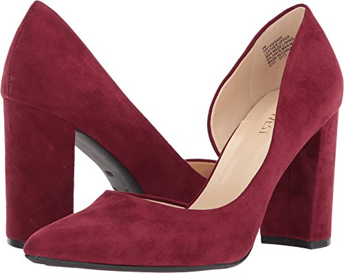 find great cheap sale explore Nine West Women's ANISA9X Synthetic Pump Oxblood free shipping 100% original marketable online anr4LxBBzL