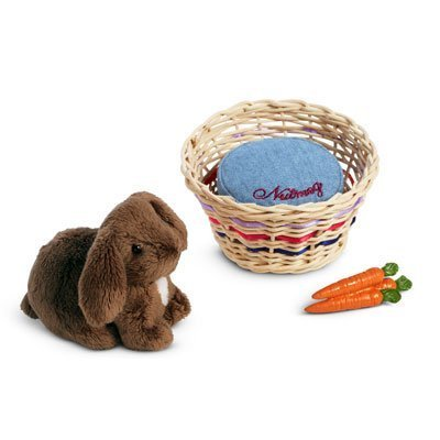 American Girl - Beforever Julie - Julies Pet Bunny