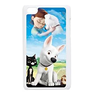 iPod Touch 4 Case White Bolt 011 YE3474202