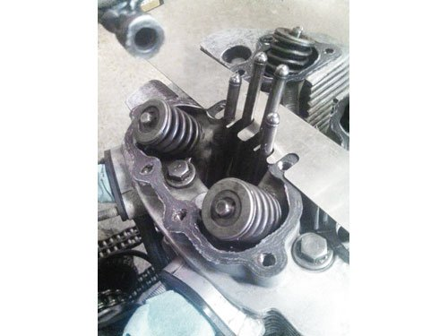 KAWASAKI W1 W2 W3 Engine Pushrod Holding Special Application Tool Stainless Made in Japan by Vest-parts (Image #1)