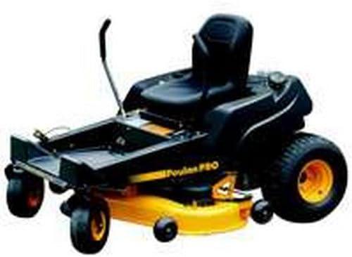Poulan Pro 541ZX Dual Hydro-Gear Zero Turn Riding Lawn Mower, 54-Inch