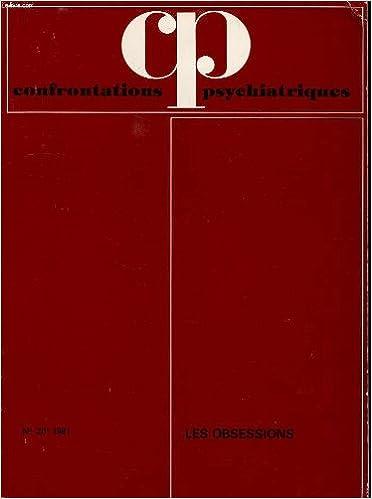 En ligne téléchargement gratuit Confrontations psychiatriques N°20: les obsessions pdf, epub ebook