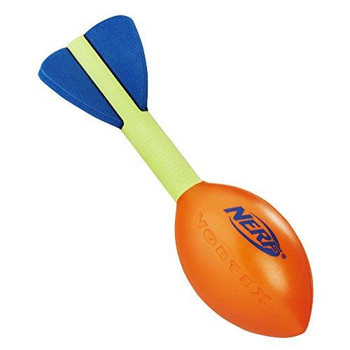 - Hasbro Nerf Sports Pocket Aero Flyer (Orange)