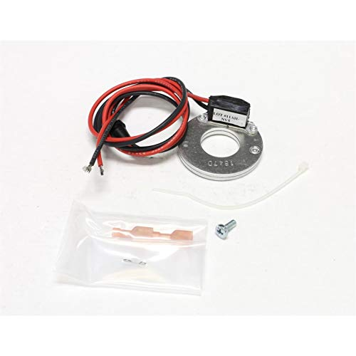 Distributor Vacuum Control - Pertronix D500709 PerTronix D500709 Module (replacement) Ignitor for PerTronix Flame-Thrower VW Cast Non-Vacuum Distributor. Ignition Control Module PerTronix D500709 Ignition Control Module
