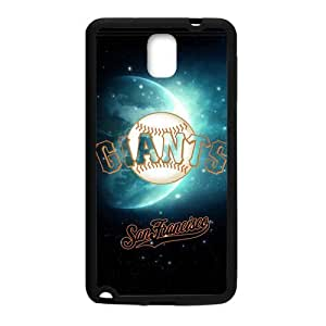 San Francisco Giants Cool Design Cover in Electronics Samsung Galaxy note 3 Case Cover (Laser Technology)